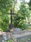 Faehlmanni haud. Foto Egle Tamm, 06.08.2014.