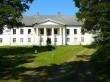 Kirna mõisa pargi esiväljak. Foto 07.08.2014 Anneli Kalm