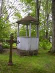Kalmistu kantsel    Autor Tarvi Sits    Kuupäev  20.07.2004