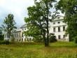 Riisipere mõisa peahoone tagakülg. Foto 21.08.2014, Anneli Kalm