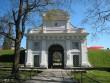 Vaade Tallinna väravale vallikraavi poolt  Autor Liina Hansen  Kuupäev  28.04.2008