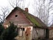 Vaade Polli mõisa aednikumajale aia poolt Autor A.Kivi  Kuupäev  18.02.2008
