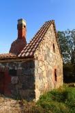 Vaeküla mõisa sepikoda, 15832. Vaade lõunast. Foto: M.Abel, kp. 19.09.2014