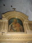 "Ikoon ""Basileios Suur"" ikonostaasil. Foto: S.Simson 26.10.2006"