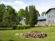 Pärsti mõisa park, esiväljak Autor Anne Kivi  Kuupäev  02.06.2008