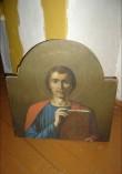 Ikoon ikonostaasilt. Apostel Filippus. Foto: S.Simson 26.10.2006