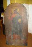 Ikoon ikonostaasilt. Kristus. Foto: S.Simson 26.10.2006