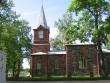 Kähri kirik- esifaassaadi poolt  Autor Viktor Lõhmus  Kuupäev  30.05.2008