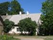 Pada mõisa valitsejamaja reg. nr. 16036. vaade lõunast hoone idapoolsele osale, 2008. katusetööd selleks korraks lõpetatud  Autor ANNE KALDAM  Kuupäev  04.06.2008