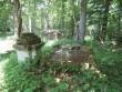 Karja vana kalmistu. Foto: Rita Peirumaa. Kuupäev  19.06.2008