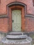 Üks Peetri kiriku restaureeritud kõrvalustest. Foto Egle Tamm, 06.08.2015.