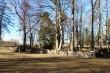 Kalmistu, vaade piirdemüürile lõunast. Foto: M.Abel, kp 16.03.15