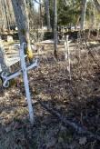 Kalmistu, vanu riste. Foto: M.Abel, kp 16.03.15