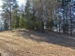 """Kalmistu """"Kalmemägi"""", """"Kabelimägi"""" reg nr 13111, 17.03.2015. Foto: Ingmar Noorlaid"""