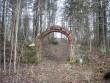 Kalmistu värav  Autor Sille Raidvere  Kuupäev  02.03.2008