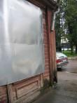 Kalevi 11 puuduva vihmaveetoru asukoht  Autor Egle Tamm  Kuupäev  10.09.2008