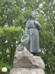L. Koidula monument. Liina Hansen 17.09.2008