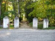Kalmistu väravad  Autor Sille Raidvere  Kuupäev  23.09.2008