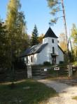 Vaade Aegviidu  kalmistu sissepääsule  Autor Ly Renter  Kuupäev  26.09.2008