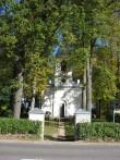 Kalmistu väravad  Autor Sille Raidvere  Kuupäev  27.09.2008