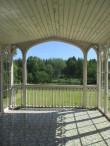 vaade pargile peahoone verandalt