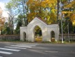 Kalmistu värav  Autor Sille Raidvere  Kuupäev  30.09.2008