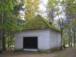 Vaade Abja kalmistu kabelile Autor A.Kivi  Kuupäev  03.10.2008