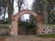 Restaureeritud värav  Reelika Niit  07.10.2008