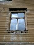 Pala mõisa peahoone aken Foto: Sille Raidvere Aeg: 26.08.2015