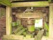 Vao tuuleveski vaade seest, säilinud mehhanism  Autor Mirjam Abel  Kuupäev  09.10.2008