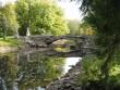 Koluvere kivisild II, vaade läänest.  Autor Kalli Pets  Kuupäev  26.09.2008