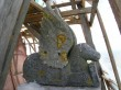 Keila kiriku torni kujud. Foto: Kaire Tooming 15.06.2004