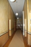 Vanemuise 42 interjöörivaade koridorist. Foto Egle Tamm 04.08.2009.