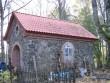 Vaade Rahumäe kalmistu kabelile Autor Anne Kivi  Kuupäev  10.10.2008