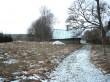 Vaade kaitsevööndis olevale talule kagus. Foto: Sille Raidvere  Aeg: 26.11.2015