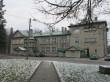 Püssi koolihoone, 1924-26. Kirdefassaad.  Foto: Kalle Merilai 25.11.2015.a.