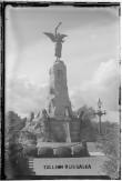 Russalka monument purunenud laternatega. Hans Voolmann, 1925-1930.