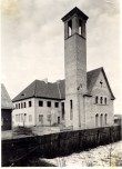 Peeteli kiriku ehitus 1937.