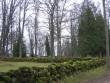 Suure-Jaani kalmistu kiviaiad. Foto: Anne Kivi, 13.11.2008.