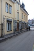 Maakri t. 23. Fassaad Tornimäe tänaval. 31.03.2016. Foto: T. Aava