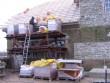 Vasta mõisa koertemaja nr.16047- /käib katusekatte paigaldamine  Autor Anne Kaldam  Kuupäev  09.12.2008