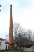 Kärdla elektrijaama korsten, vaade idast  Autor K.Koit Kuupäev  07.04.2016