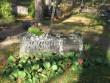 Vainupea kalmistu, reg. nr 5798. Vaade maalikunstnik R.Sagritsa hauatähisele. Foto: Anne Kaldam, kuupäev 04.10.2008