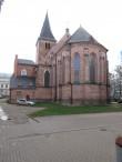Vaade Jaani kirikule Rüütli tänavalt. Foto Egle Tamm, 19.04.2016.