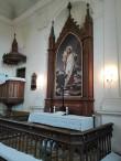 Anna kiriku altar. Foto K. Klandorf 27.04.2016.