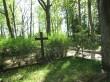 Jaama 122 Rahumäe kalmistu vanema osa ristidega hauad. Foto Egle Tamm, 11.05.2016.