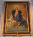 "Altarimaal ""Neitsi Maarja taevaminemine"". C. S. Walther (G. Reni järgi), 19. saj. keskpaik (õli, lõuend) Foto: E. Kangor, 09.06.2016"