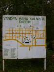 Kalmistu skeem    Autor Tarvi Sits    Kuupäev  22.09.2004