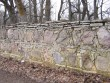 Pada mõisa piirdemüürid :16031, vaade idapoolsele piirdemüürile  Autor Anne Kaldam  Kuupäev  23.03.2007