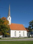 Väike-Maarja kirik 16107-vaade lõunafassaadile-pikihoone katusekivi avariiline-lahti  Autor Anne Kaldam  Kuupäev  25.09.2008